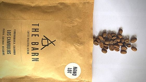 Coffee of the Month – International Roaster Category – MAY